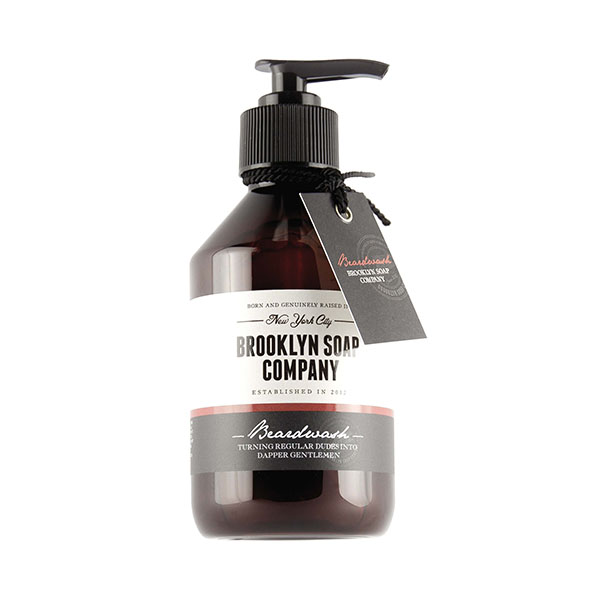 Шампунь для бороды Brooklyn Soap Company Beardwash 200 мл H006