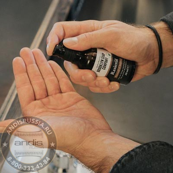 Масло для бритья Brooklyn Soap Company Shaving Oil 50 мл R109