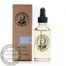 Масло для бороды Captain Fawcett Private Stock Beard Oil 50 мл CF058