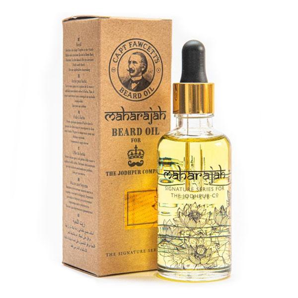 Масло для бороды Captain Fawcett Maharajah Beard Oil 50 мл CF1124
