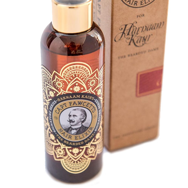 Эликсир для волос и бороды Captain Fawcett Bearded Dame Hair Elixir 100 мл CF2009