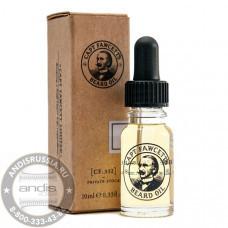 Масло для бороды Captain Fawcett Private Stock Beard Oil 10 мл CF300