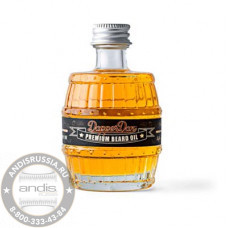 Масло для бороды Dapper Dan Premium Beard oil 50 мл DDB050