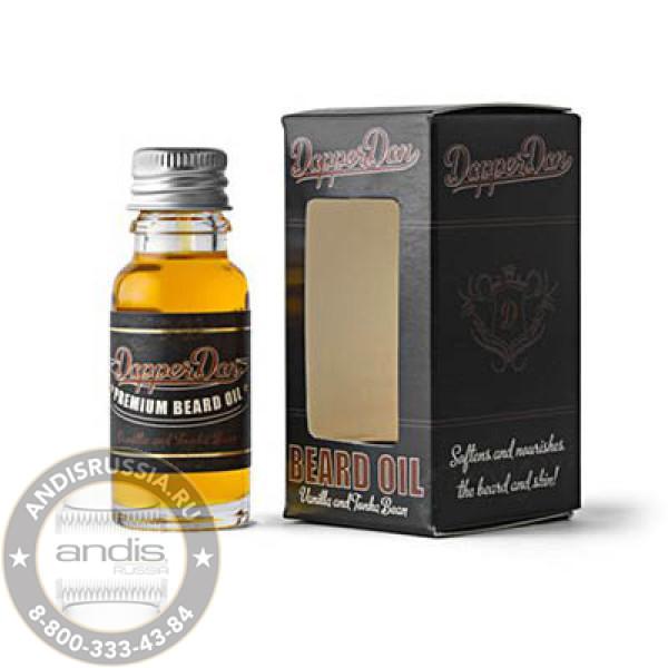 Масло для бороды Dapper Dan Premium Beard oil 15 мл DDBO15