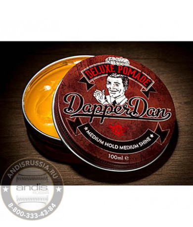 Помада для укладки волос Dapper Dan Deluxe Pomade 100 мл DDDPOM