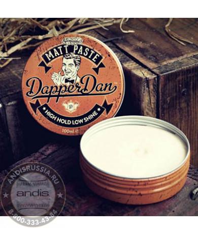 Матовая паста для укладки волос Dapper Dan Matt Paste 100 мл DDMPASTE