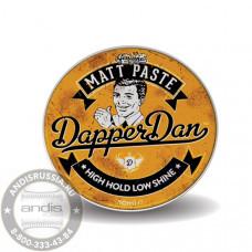 Матовая паста для укладки волос Dapper Dan Matt Paste 50 мл DDMPASTE50