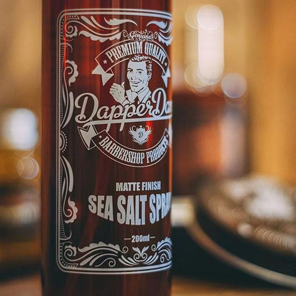 Спрей для укладки волос с морской солью Dapper Dan Sea Salt Spray 200 мл DDSSPRAY