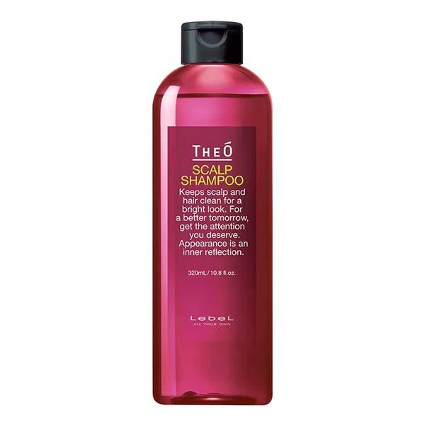 Шампунь многофункциональный Lebel Theo Scalp Shampoo 320 мл 1085лп
