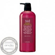 Шампунь многофункциональный Lebel Theo Scalp Shampoo 600 мл 1092лп