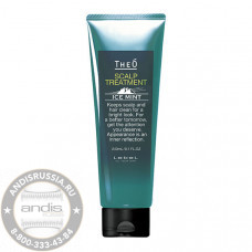 Крем-уход для кожи головы Lebel Theo Scalp Treatment Ice Mint 240 мл 1221лп