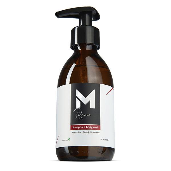 Шампунь и гель для душа Male Grooming Club MGC Shampoo & Body Wash 200 мл MGCSHAMP200