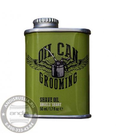 Масло для бритья с ароматом цитруса Oil Can Grooming Angel's Share Shave Oil 50 мл OCG4