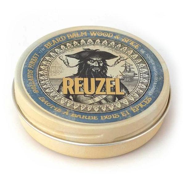 Бальзам для бороды Reuzel Beard Balm Wood & Spice 35 гр REU049