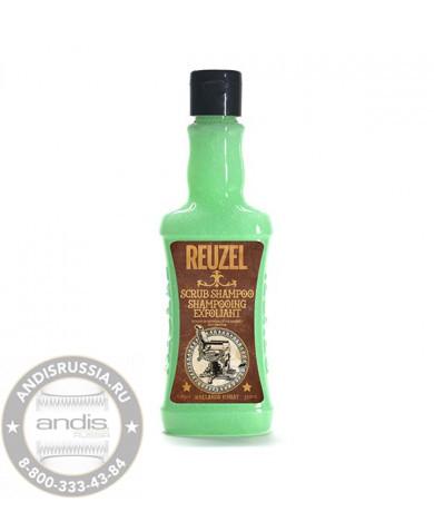 Шампунь-скраб Reuzel Scrub Shampoo 350 мл REU021