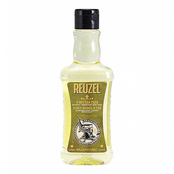 Шампунь 3 в 1 Reuzel 3-In-1 Tea Tree 350 мл REU059