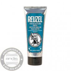 Паста для укладки средней подвижной фиксации Reuzel Matte Styling Paste 100 мл REU067