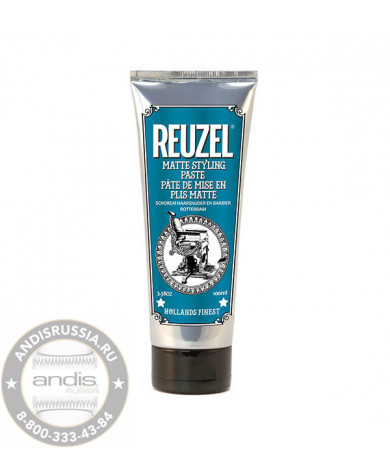 Паста для укладки средней подвижной фиксации Reuzel Matte Styling Paste 100 мл REU067