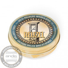 Твердый одеколон Reuzel Wood & Spice Solid Cologne Balm 35 мл REU069