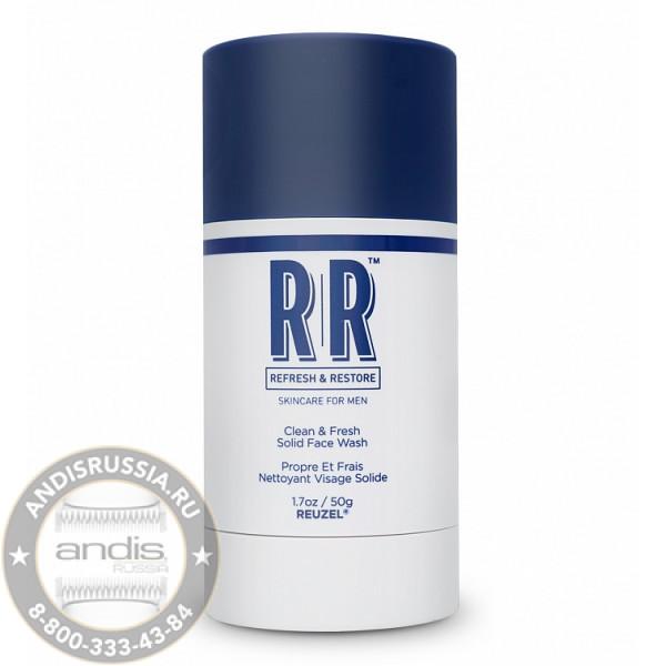 Очищающее средство для лица Reuzel Clean & Fresh Solid Face Wash 50 г REU083