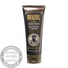 Шампунь для бороды Reuzel Beard Wash 200 мл REU087