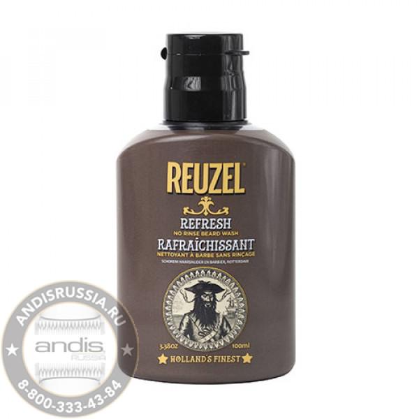 Кондиционер-пена для бороды Reuzel Beard Wash 100 мл REU090